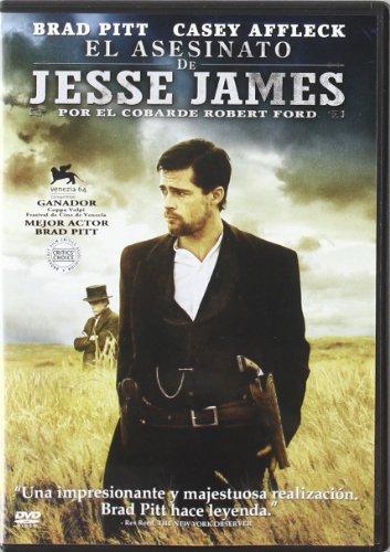 El Asesinato De Jesse James Por El Cobar [2008] *** Region 2 *** Spanish Edition ***