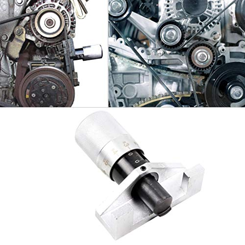 ER-NMBGH Car Drive Cam Gürtel Zahnriemen Spannungsmesser Tester Test-Werkzeug, Autozahnriemenspannung Preload Mess Universelle