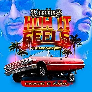 How It Feels (feat. Tiago Vasquez & Djkemo)