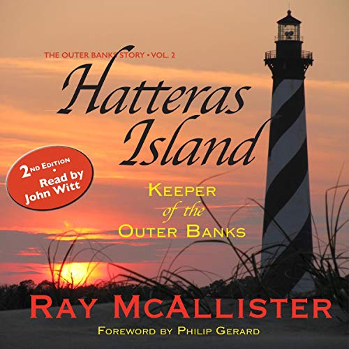 Hatteras Island Audiobook By Ray McAllister cover art