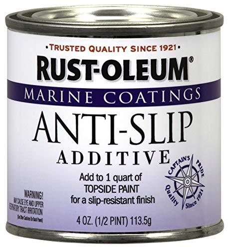 Rust-Oleum 207009 Marine Anti-Slip Additive 1/2-Pint, 4 Ounce