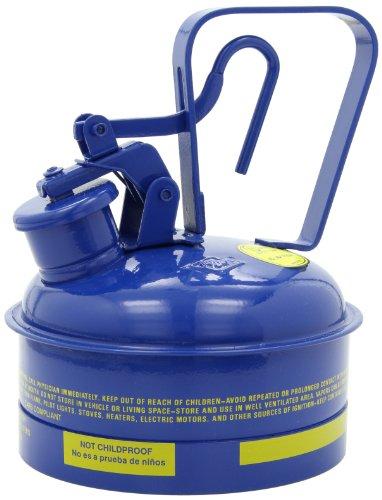 Eagle UI-50-SB Type I Metal Safety Can, Kerosene, 12-1/2