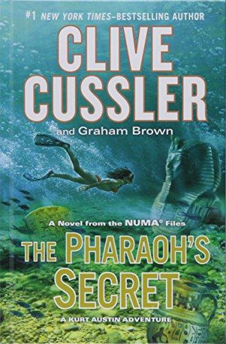 The Pharaoh's Secret: A Novel from the Numa Files (Kurt Austin Adventure: Wheeler Publishing Large Print Hardcover)