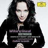 Beethoven Klavierkonzert Nr. 5 / Klaviersonate Nr. 28 - elene Grimaud