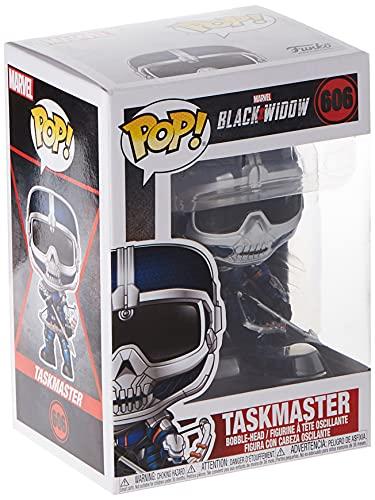 Funko Pop! Marvel: Black Widow – Taskmaster with Bow