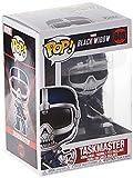 Funko - Pop! Marvel: Black Widow – Taskmaster w/ bow Figura Coleccionable, Multicolor (46685)