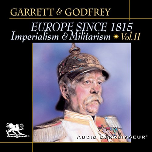 Europe Since 1815, Volume 2 audiobook cover art