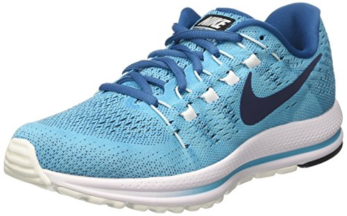 Nike Air Zoom Vomero 12, Men's Gymnastics Shoes, Turquoise (Chlorine Blue/binary Blue), 7 UK (41 EU)