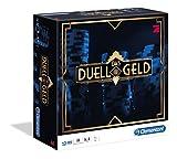 Clementoni 69066 Das Duell um die Geld, Brettspiel für 3 - 6 Spieler, Pokerspiel für die ganze Familie, Familienspiel ab 12 Jahren, nach der gleichnamigen TV-Sendung, als Ostergeschenk