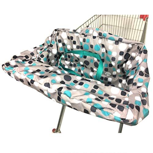 fansheng Funda plegable multifunción para carrito de la compra de bebé, cojín para bebé, silla o silla