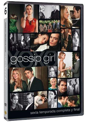 Gossip Girl Temporada 6 [DVD]