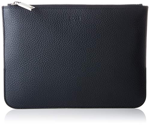 BOSS Herren Crosstown_folio Taschenorganizer Blau (Navy)