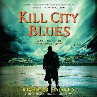 Kill City Blues cover art