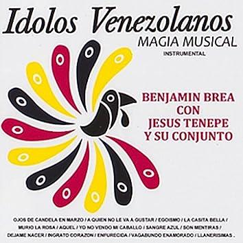 Idolos Venezolanos Magia Musical Instrumental
