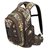 Insights 9301 The Element Heavy Duty 1,831 Cubic Inch Outdoor Hiking Fishing Camping Hunting Backpack with Rain Fly, Realtree Edge Camouflage