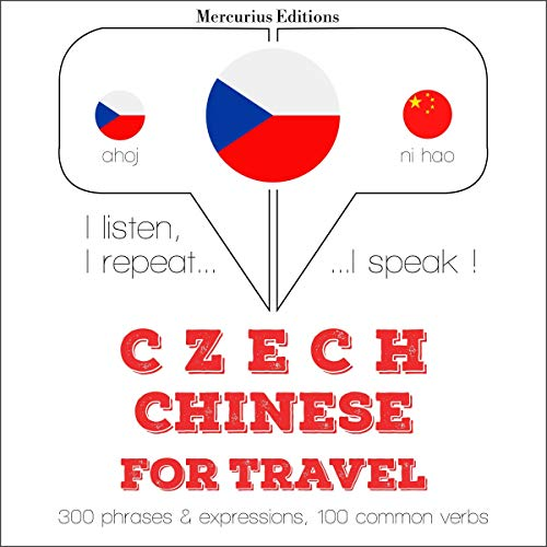 Czech - Chinese. For travel cover art