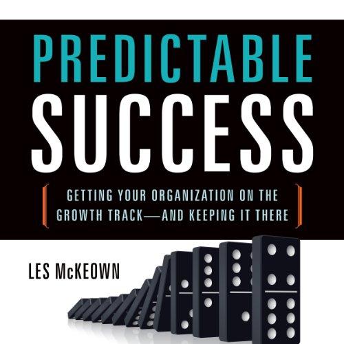 Predictable Success audiobook cover art