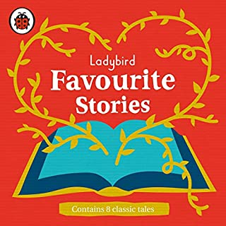 Ladybird Favourite Stories cover art