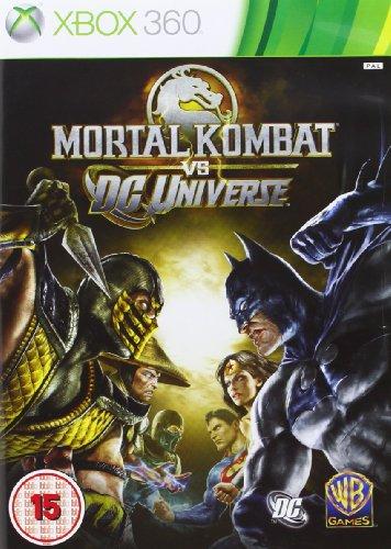 Mortal Kombat Vs DC Universe (Xbox 360) [Edizione: Regno Unito]