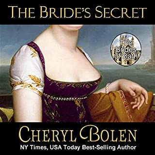 The Bride's Secret audiobook cover art
