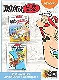 Astérix Gladiateur / Le Tour de Gaule d'Astérix: Livre audio 2 CD audio (Littérature)