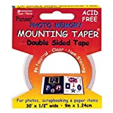 "Photo Memory Double-Sided Mounting Tape-.5""X30' (並行輸入品)"