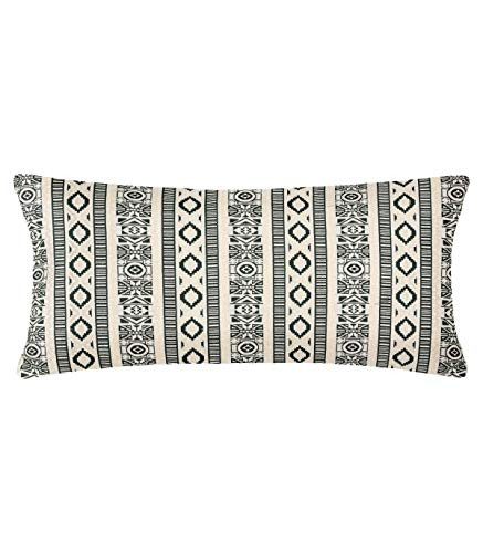 Jacq Lurex cushion 25 x 58