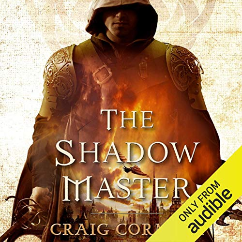 The Shadow Master cover art