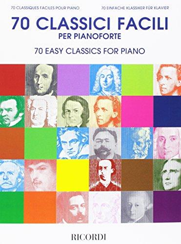 70 Classici facili per pianoforte