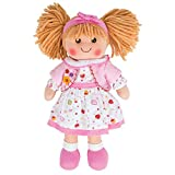 Bigjigs Toys Kelly 34cm Puppe