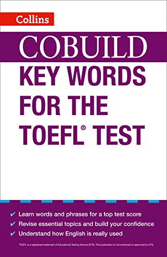 COBUILD Key Words for the TOEFL Test (Collins English for the TOEFL Test )
