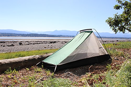 Aqua Quest West Coast Bivvy Zelt, Moskito Insektennetz Mesh für Backpacking, Trekking, Jagd, Klettern