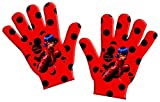 Coriex Kinder Miraculous/Ladybug Handschuhe, Mehrfarbig, M -