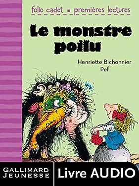 Le monstre poilu (un album à écouter)