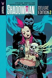 Shadowman Deluxe Edition Book 2 (Shadowman (2012- ))