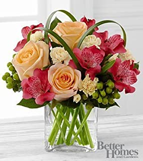 FTD Flowers All Aglow Bouquet by Better Homes and Gardens - Delivered by a Local Florist