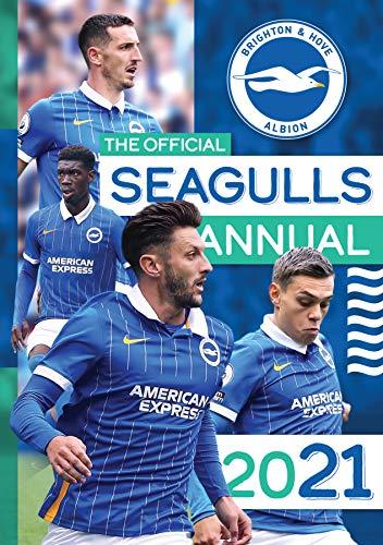 The Official Brighton & Hove Albion FC Annual 2021