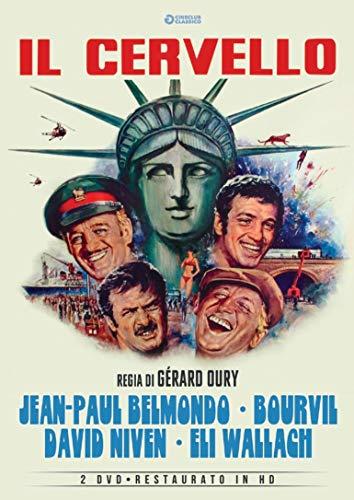 Cervello (Il) (Restaurato in HD) (Versione Integrale Lingua Originale + Versione Cinematografica Italiana) (2 DVD)