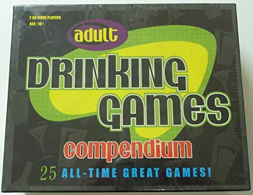 Adult Drinking Games Compendium