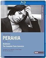 Murray Perahia: Comp Beethoven Piano Cto [Blu-ray]