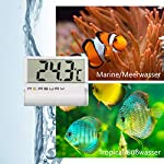 Measury-Aquarium-Thermometer-Digital-zum-Kleben-Aquarien-Thermometer-fr-Swasser-und-Meerwasser-TM11
