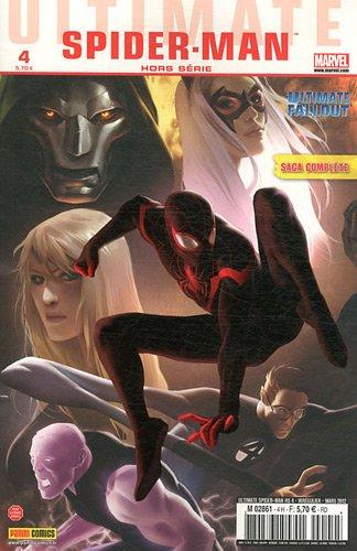 Ultimate Spider-Man, Hors série N° 4 : Post mortem