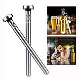 Itian 2 unidades Enfriador de cerveza - Cerveza y Bebidas Coolers, fabricado en acero inoxidable de alta calidad