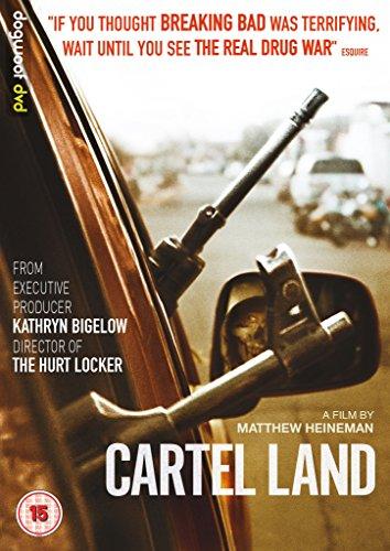 Cartel Land [Edizione: Regno Unito] [Edizione: Regno Unito]