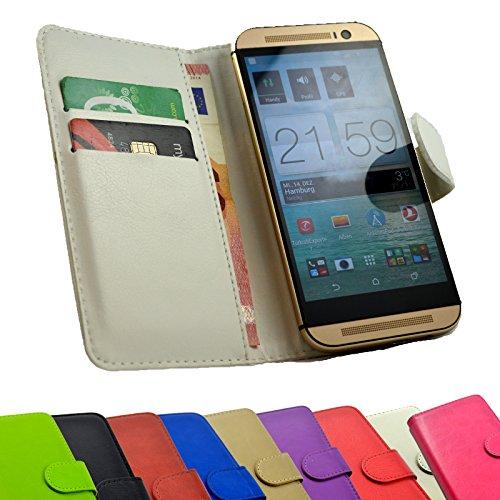 ikracase Tasche für Gigaset GS180 Hülle Hülle Etui Handy-Tasche Schutzhüllein Handy-Hülle Weiß