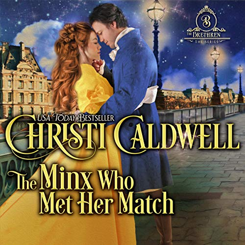 The Minx Who Met Her Match cover art