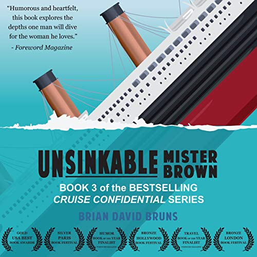 Unsinkable Mister Brown  By  cover art