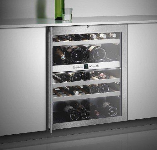 Gaggenau - Cantinetta del Vino Sottotop ad Incasso RW 404 261 da 60cm IN Acciaio Inox