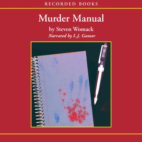 Murder Manual audiobook cover art