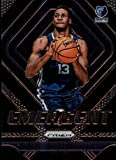 2018-19 Panini Prizm Emergent #4 Jaren Jackson Jr. Memphis Grizzlies RC Rookie NBA Basketball Trading Card. rookie card picture